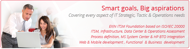 Covering every aspect of IT Strategic, Tactic & Operations needs